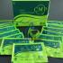 CMP Klorofil Serbuk Mint Pelangsing Tubuh 1 Boks