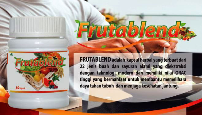 frutablend hwi obat jantung herbal