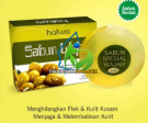 Sabun Herbal Zaitun Khusus Wajah