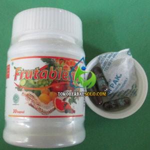 Frutablend, Alami Memutihkan Kulit dari Dalam