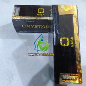 kristal x asli