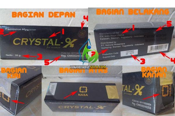crystal x ori
