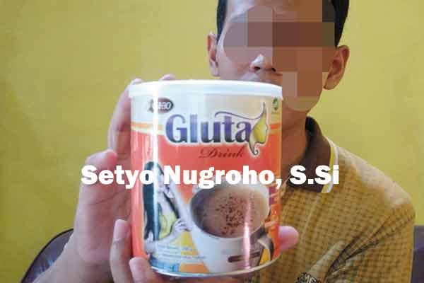 gluta drink pemutih kulit