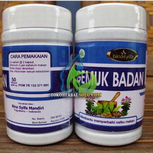 herbal untuk gemuk badan