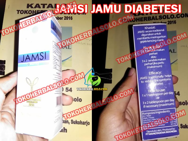 obat diabetes jamsi