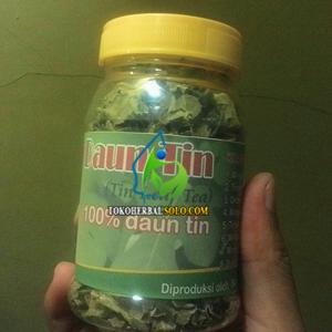 Teh Daun Tin Herbal untuk Mengatasi Sakit Batu Ginjal