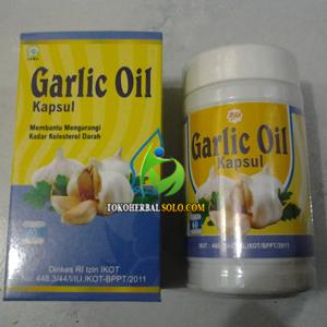 Ekstrak Bawang merk Garlic