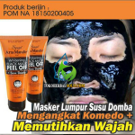 Masker Lumpur Naturgo Susu Domba ber-BPOM
