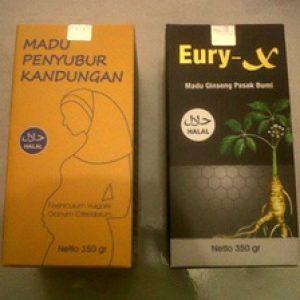Paket Madu Penyubur AL MABRUROH