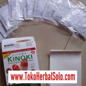 Grosir Kinoki White Rp 15.000 Minimal 10 boks