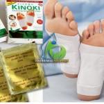 KINOKI Detox Foot Pads GOLD 1 Boks isi 10 pcs