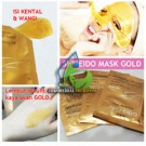 Naturgo Gold, Masker Lumpur Emas Anti Komedo