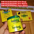 Paket Temulawak Ori (Sabun+Krim Siang & Malam)