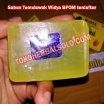 Sabun Herbal Temulawak Widya Ber-BPOM Ori