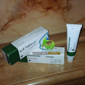 Dermovate Hijau 25 gram